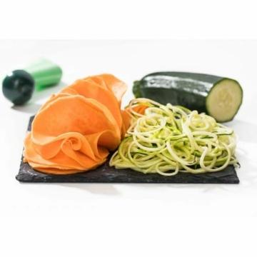 Genius Super Julietti | 12 parti | Julienne | Taglierina a spirale | Pasta a basso contenuto di carboidrati | Conosciuto dalla TV | NUOVO - 3