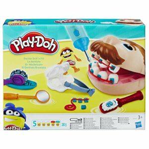 Hasbro Play-Doh - Play-Doh Dottor Trapanino, B5520EU4 - 1