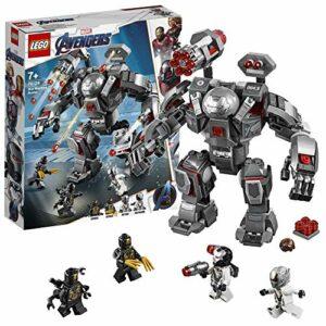 LEGO SuperHeroes WarMachineBuster Action Figure con Minifigure di Ant-Man, Playset dei Supereroi, 76124 - 1