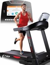 Sportstech F48 Tapis roulant Professionale da 10,1 Pollici con Android WiFi 7,75 CV 20 kmh con Supporto Tablet - Cingha Cardio Inclusivo - Pieghevole - 1