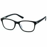 ZENOTTIC Occhiali Anti Luce Blu Bambini per Computer Lenti Antiriflesso Leggero Protezione degli Occhi Occhiali da Gioco per Ragazzo e Ragazze (NERO+CRISTALLO) - 1