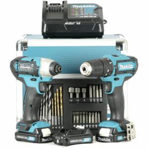 Dove acquistare Makita CLX228SAX2 Set Trapano avvitatore e impulsi 3 Batterie da 10,8V