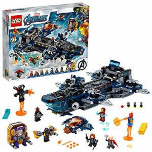 Dove acquistare LEGO SuperHeroes Marvel HelicarrierdegliAvengers conIronMan,ThoreCapitanMarvel,Serie Supereroi, 76153