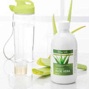 Gli Estratti - Puro succo di Aloe vera