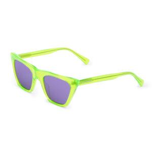 Occhiali da sole Hawkers Acid Hypnose, lente verde