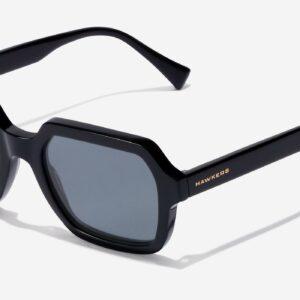 Occhiali da sole Hawkers Black Dark Minimal, lente nere