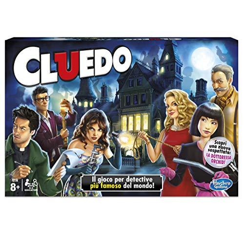 Hasbro Gaming – Cluedo, Gioco in Scatola Giochi e giocattoli