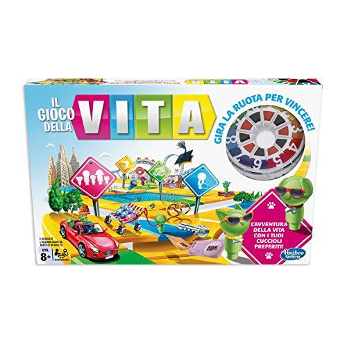 Hasbro Gaming – Il Gioco della Vita (Gioco in Scatola), E4304103 Giochi e giocattoli