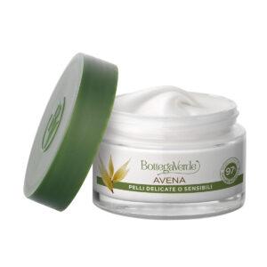 AVENA - Crema viso pelli delicate o sensibili