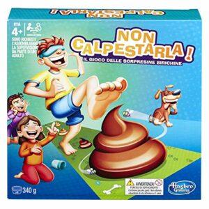 Dove acquistare Hasbro Gaming – Non Calpestarla Gioco in Scatola, Colore Multicolore, E2489803