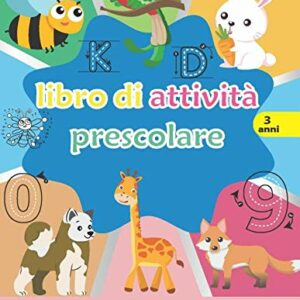 Animali. Attività creative per bambini dai 3 ai 6 anni Offerte e sconti