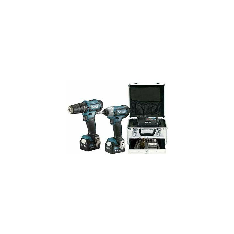 Dove acquistare MAKITA CLX228SMX1 KIT COMBO HP333D+TD110D 12V MAX, Multicolore