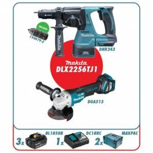 Dove acquistare Kit Makita DLX2256TJ1 Set elettroutensili 18V