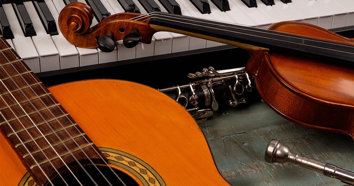 Strumenti e accessori musicali