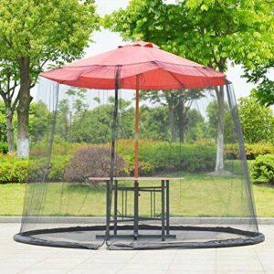 Dove acquistare Ombrellone da giardino Schermo da tavolo Parasole Zanzariera Zanzariera per ombrellone, Ombrellone da giardino da…