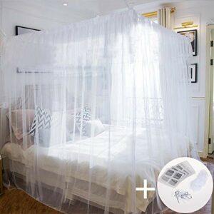 Dove acquistare Faburo Zanzariera Quadrata 220x200x200 per interni ed esterni colore bianco
