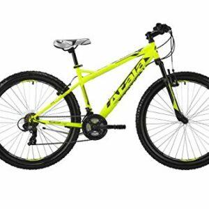 Dove acquistare Atala Mountain Bike Station 2019 27.5″, 21 velocità, Misura XS, 135cm a 150cm, Colore Giallo Neon