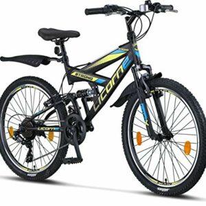 Dove acquistare Licorne Bike Premium Mountain Bike Strong da 26 pollici, bicicletta per ragazzi, ragazze, donne e uomini, con cambio…