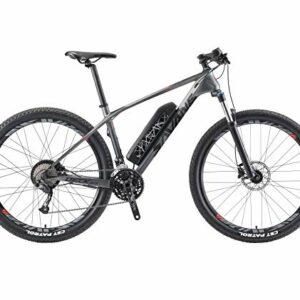 Dove acquistare SAVADECK Knight3.0 Bici elettrica mountainbike in Carbonio E-bike E-MTB pedelec con Shimano 27 Velocità SAMSUNG Batteria…