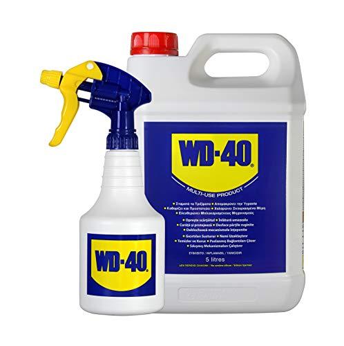 WD405LTR Inc Free Spray Applicatore Taniche carburante