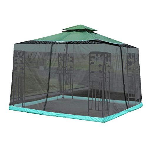 Zanzariera per ombrellone da giardino, per esterni, tavolo da giardino, schermo da tavolo, parasole, zanzariera… Casa e giardino