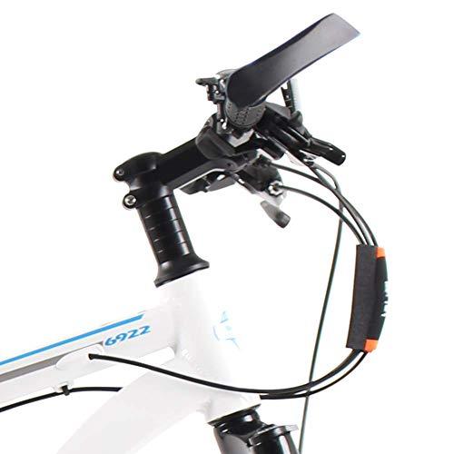 actoper Mountain Bike 26 Pollici,Bici da Uomo in Lega di Alluminio ammortizzato,Fuoristrada a 21 velocità, Sospensione… Biciclette