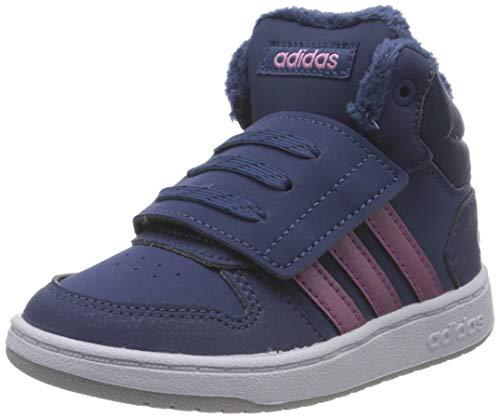 adidas Hoops Mid 2.0 I, Scarpe da Ginnastica Unisex-Bambini Abbigliamento e accessori