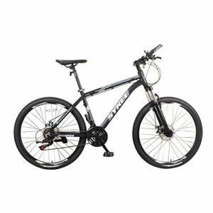 Dove acquistare actoper Mountain Bike 26 Pollici,Bici da Uomo in Lega di Alluminio ammortizzato,Fuoristrada a 21 velocità, Sospensione…