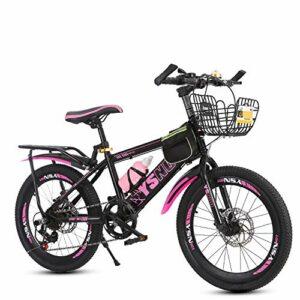 Dove acquistare Mountain Bike per Studenti, velocità Doppio Freno A Disco per Bambini 6-13 Anni Bici Scuola Elementare per Ragazzi E…