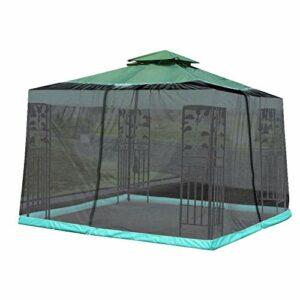 Zanzariera per ombrellone da giardino, per esterni, tavolo da giardino, schermo da tavolo, parasole, zanzariera… Offerte e sconti