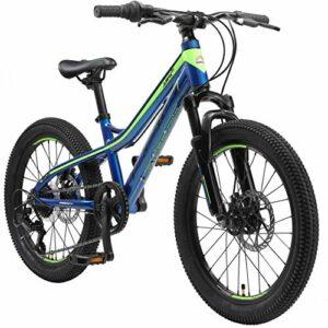 Dove acquistare BIKESTAR MTB Mountain Bike Alluminio per Bambini 6-9 Anni | Bicicletta 20 Pollici 7 velocità Shimano, Hardtail, Freni a…