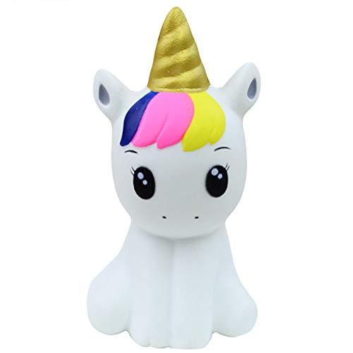 Giocattoli antistress Unicorno Unicorno Cavalli Giocattoli da spremere Giocattoli squishy Set squishy profumato Animali… Giochi e giocattoli