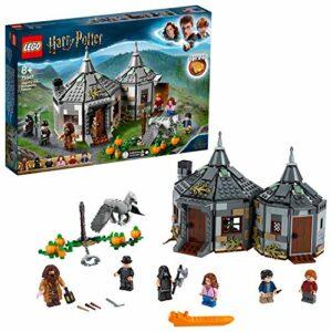 Dove acquistare LEGO HarryPotter LaCapannadiHagrid:IlSalvataggiodiFierobecco, Playsetcon la Figura dell'Ippogrifo, Idea Regalo per Gli Amanti del Mondo della Magia, 75947