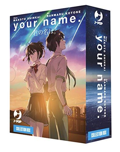 Your name. Collection box: 1-3 [Tre volumi indivisibili]: Vol. 1-3 Libri