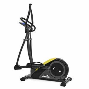 Dove acquistare Diadora Fitness Nowa Cross, Bike Ellittica Unisex Adulto, Giallo-Nero