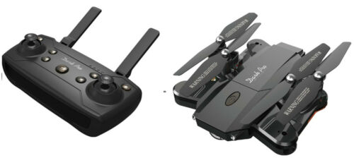 DRONE QUADRICOTTERO RADICOMANDATO LCD 4CH L68 2,4G CAMERA HD VIDEO FOTO USB LED Droni e modellismo dinamico