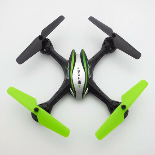 DRONE QUADRICOTTERO RADICOMANDATO WIFI 2,4Ghz CAMERA HD HC632 VIDEO FOTO USB LED Droni e modellismo dinamico
