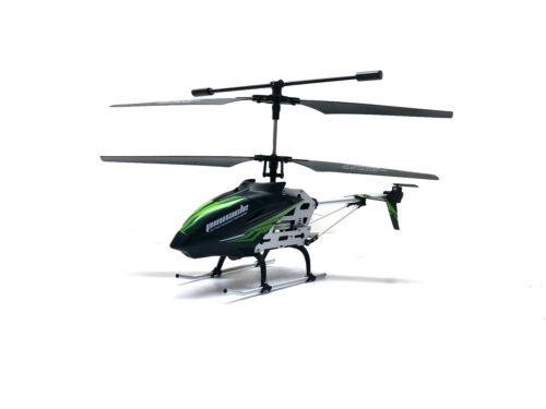 ELICOTTERO RADIOCOMANDATO 3.5 CANALI DRONE SUPER RESISTENTE CON GIROSCOPIO E LED Droni e modellismo dinamico