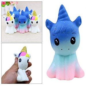 Dove acquistare Giocattolo Squishy, Giocattolo Squishies a Forma di Unicorno Galassia, Antistress, Giocattolo per Decompressione Animale…