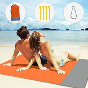 Dove acquistare Layack Coperta da Spiaggia 210x200CM, Coperta da Campeggio Tappetino da Picnic Impermeabile Portatile per Campeggio…