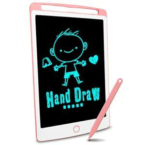 Richgv Tavoletta Grafica LCD Scrittura Digitale, Elettronico 10 Pollici Portatile Ewriter Cancellabile Disegno Pad… Informatica