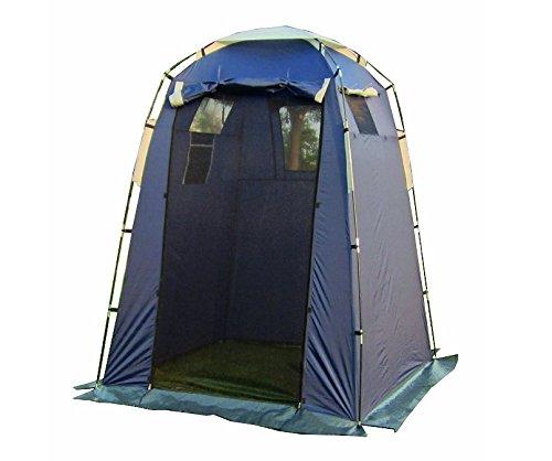 ALTIGASI Tenda CUCINOTTO CAMBUSA O Cabina Spiaggia Campeggio 150x150xh180/220 Peso 2,5 kg Campeggio e trekking