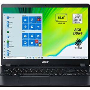 Dove acquistare Acer Aspire 3 A315-56-35MW Pc Portatile, Notebook con Processore Intel Core i3-1005G1, Ram 8 GB DDR4, 512 GB PCIe NVMe…