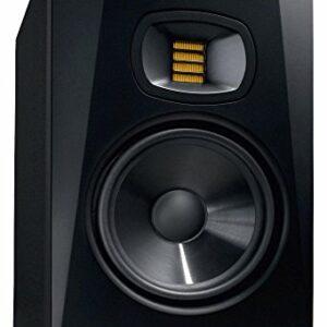 Adam T7V – Monitor da studio attivo, 110 dB, nero Strumenti e accessori musicali