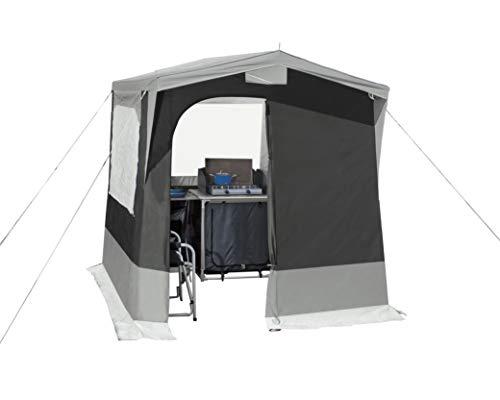 Aequator Delfi – Tenda cucinotto, 200 x 150 x 195/215 cm Campeggio e trekking