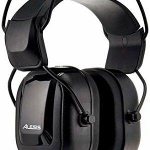 Alesis DRP100 – Cuffie per Batteristi, Professionali per Monitoraggio di Batterie Elettroniche Cuffie da studio