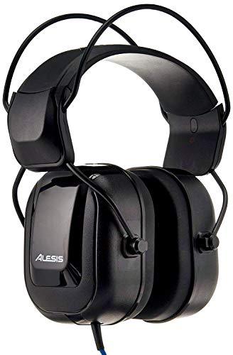 Alesis DRP100 – Cuffie per Batteristi, Professionali per Monitoraggio di Batterie Elettroniche Strumenti e accessori musicali