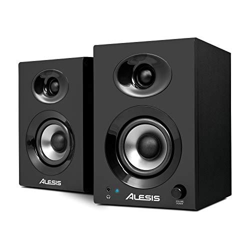 Alesis Elevate 3 MKII – Casse PC Attive da Scrivania con Audio Professionale Per Home Studio, Editing Video, Gaming e… Strumenti e accessori musicali