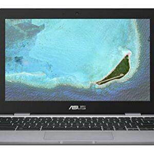 Dove acquistare Asus Chromebook C223 Notebook con Monitor 11,6″ HD Anti-Glare, Intel Celeron N3350, RAM 4GB, 32GB eMMC, Sistema Operativo Chrome, Grigio