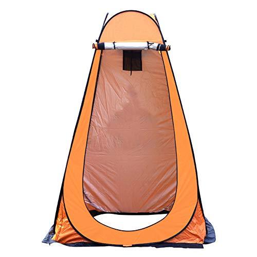 BaBa Tenda per Spogliatoio Portatile All'aperto, Tenda ad Apertura Istantanea Pop-Up Campeggio Bagno, Tenda Fasciatoio… Campeggio e trekking